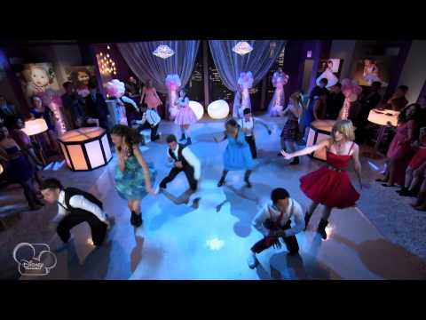 Shake It Up | Sweet 16 It Up Song | Official Disney Channel UK