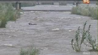 Inondation: Le retour du spectre de 2002 (Sommières)