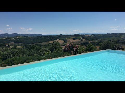 Agriturismo Borgo Divino - Montespertoli (FI) - Chianti - Toscana
