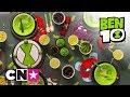 Ben 10 | Alien Party Compilation | Cartoon Network Africa