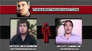 Interview: Ryan Higgins From MindMovies - Part 2