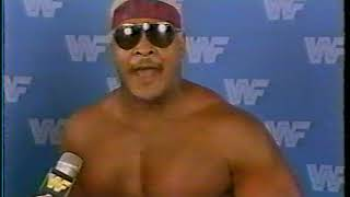Butch reed interview [1987-09-26]