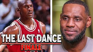 """NBA Players REACT to Finale of """"The Last Dance"""""""