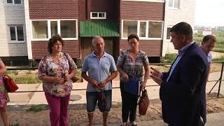 Дождались. В селе Чигири сдали два проблемных долгостроя компании-банкрота ''Берёзки''.