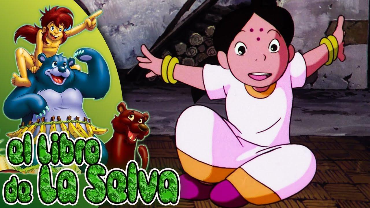 EL LIBRO DE LA SELVA dibujos animados infantiles   Las Aventuras de Mowgli   EP. 35