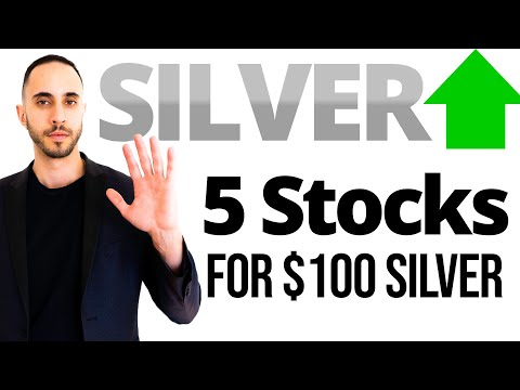 5 Hot Silver Mining Stocks To Watch For 2021? (Is $100 Silver On The Way?)