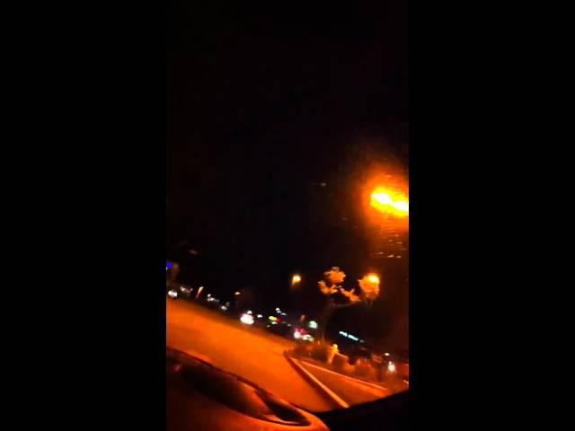 UFO over murrieta