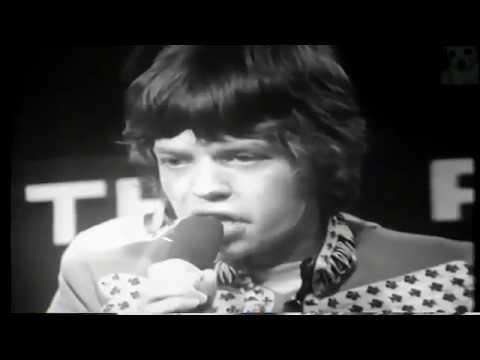 Rolling Stones - Paint It Black (pintada de negro)