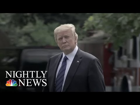 Michael Cohen Secretly Taped Trump Discussing Payment Involving Ex-Playboy Model | NBC Nightly News