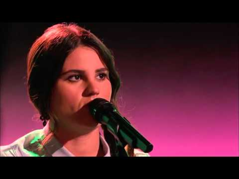 The Voice 2015 Blind Audition Krista Hughes Angel from Montgomery