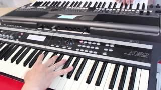 "Гога – Боби-боба (ost ""Спецназ"") КАВЕР Yamaha psr s670 Korg x50"