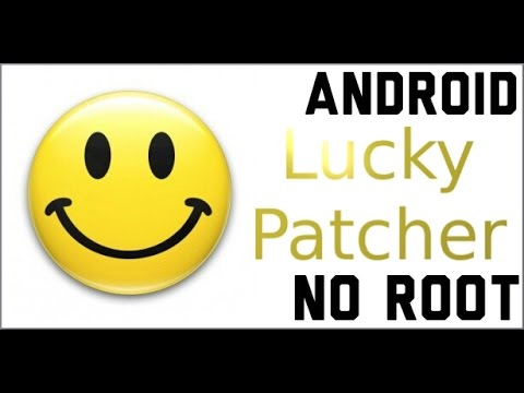 lucky patcher  android no root