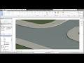BIM - Revit Site Design 03 Creating Curb