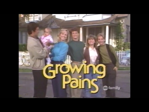 Growing Pains Season 5 Opening and Closing Credits and Theme Song
