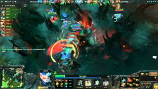 Repeat youtube video Dota 2 International 3: All Stars Game - With Dendi Trashtalk