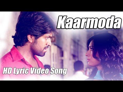 Mr & Mrs Ramachari - Kaarmoda Song Lyric...