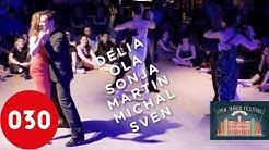 Delia, Ola, Sonja, Martin, Michał and Sven – De puro guapo