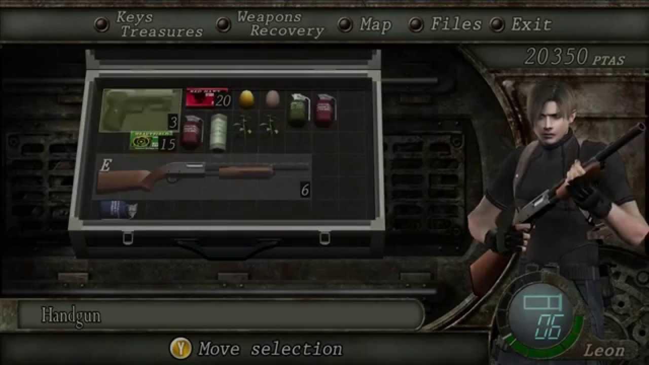 Resident Evil 4 Chainsaw Guy Resident Evil 4 HD: Sp...