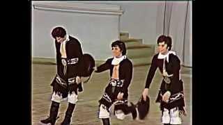 Танец аргентинских пастухов «Гаучо»