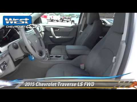 New 2015 Chevrolet Traverse LS - Alcoa thumbnail