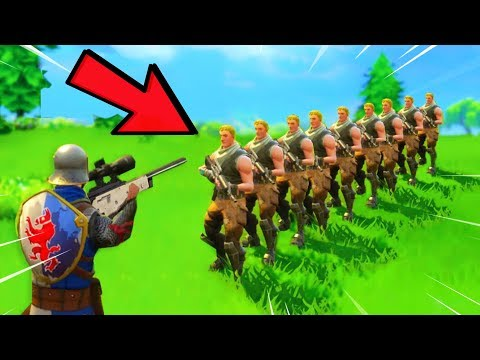 How many KILLS can you create with a BULLET in Fortnite?