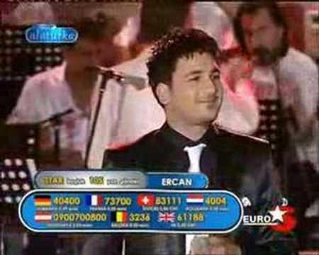 Popstar Alaturka best 2.hafta - ERCAN -