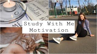 Study With Me №14   Учись Со Мной   Учёба В Кофейне   Мотивация   Продуктивность   ЗНО   ЕГЭ  