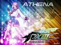 KoF A - Athena Combos