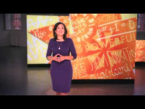 Sharon Epperson, Education, The More You Know 2015 - YouTube