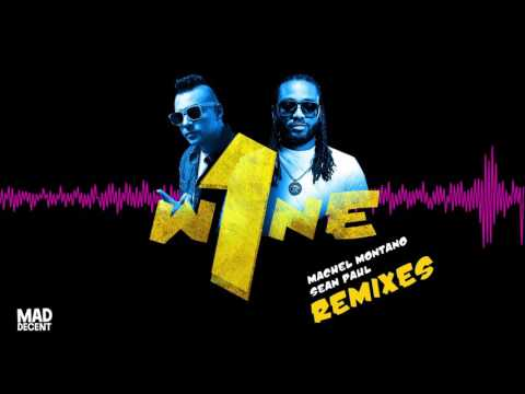 Machel Montano & Sean Paul - One Wine (feat. Major Lazer) [DJ Mustard Remix] {Official Full Stream}