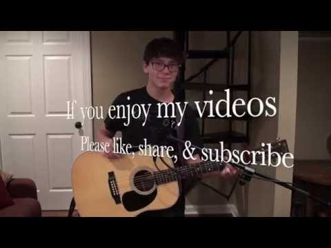 Mended - Matthew West (Acoustic Cover by Drew Greenway)