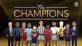 The Champions: Season 4 Trailer