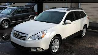 2010 Subaru Outback Ltd Pwr Moon Used Cars - Charleston,SC - 2019-01-18
