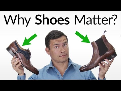 5 SOLID Reasons To Invest In Quality Shoes | Why Are Dress Shoes So Important To Men's Style?
