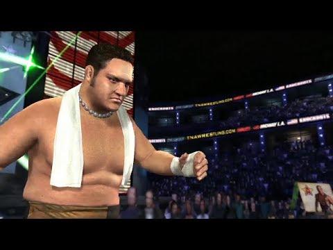TNA iMPACT! Story Mode [FINAL PART]