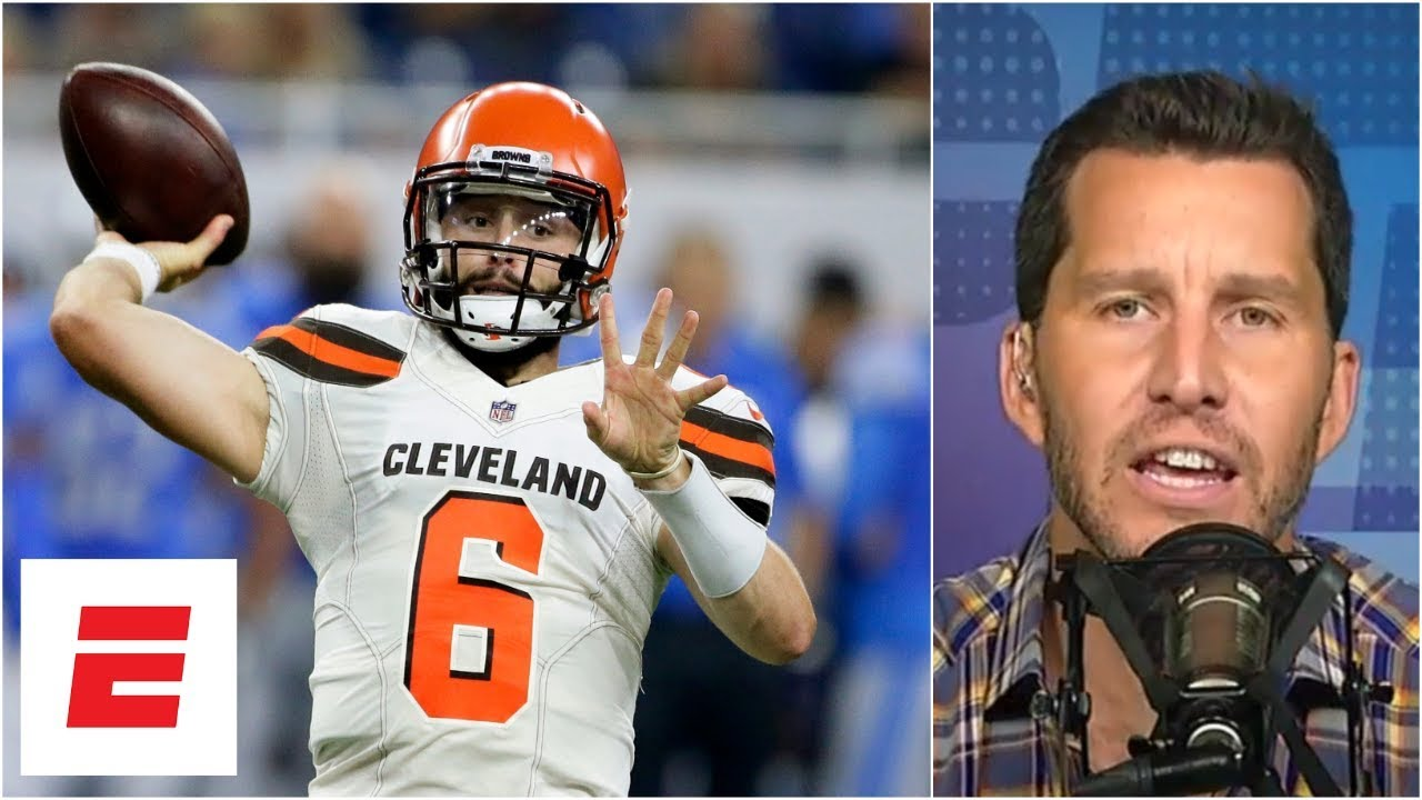 ea3fc0a74 Will Cain  Browns should start Baker Mayfield now