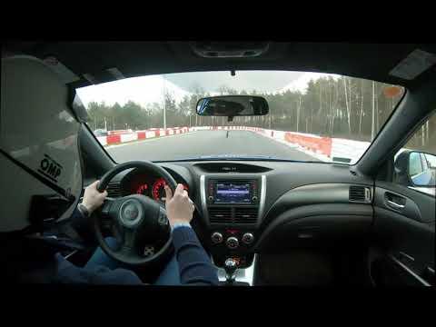 Puchar Toru Modlin Prolog - 19.01.2019 - onboard WRX STI - załoga 19