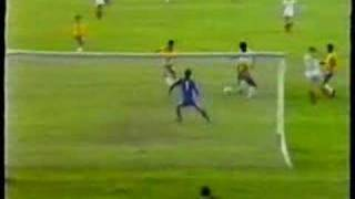 John Barnes Stuns Brazil