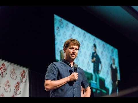 Jon Heder - Rose City Comic Con 2016
