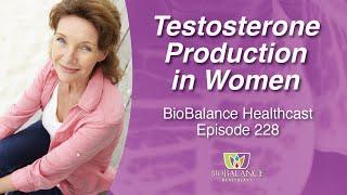 Testosterone Production in Women