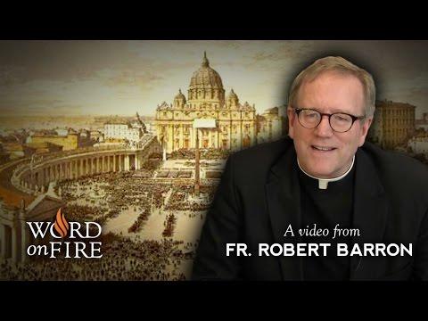 Bishop Barron on Extreme Demands, Extreme Mercy