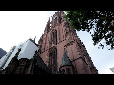A 15 hour layover in Germany (exploring Frankfurt!)