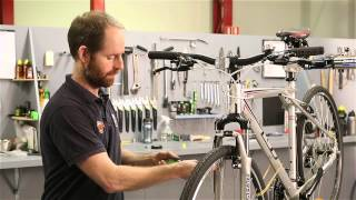 The Basics of V-Brakes - H๐w They Work and How to Adjust