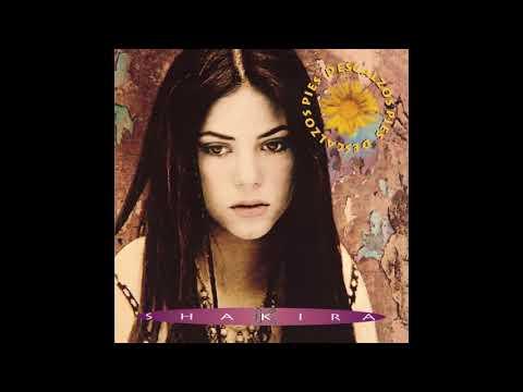 Shakira - Pies Descalzos Album 6 October 1995 HD