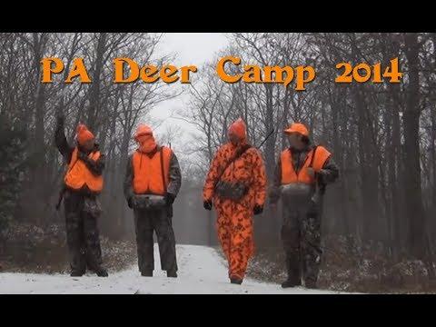 PA Deer Camp 2014
