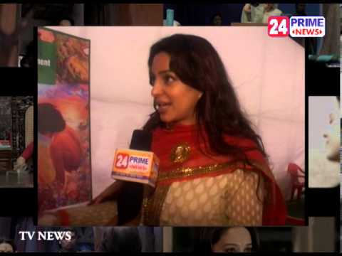 24 Prime News Bollywood  Khabre - Juhi Chawla  Gulab Gang 20 01 14