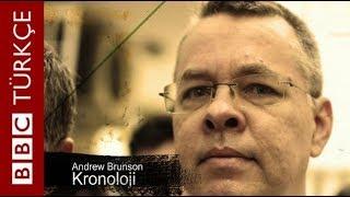 Kronoloji: Türkiye ile ABD arasında Brunson krizi