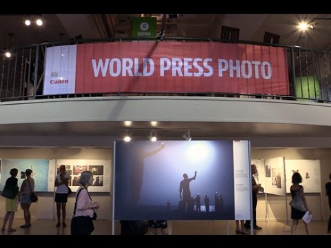 World Press Photo exhibit opens in Montreal