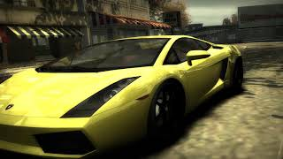 Need For Speed Most Wanted 2005: Blacklist #5 Webster