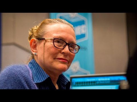 Helen Zille excited by